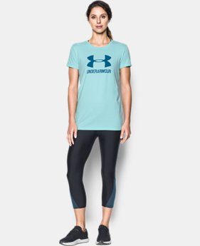 Women's UA Sportstyle Crew  3 Colors $14.99 to $17.49