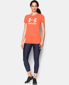 Women's UA Sportstyle Crew  16 Colors $18.74 to $24.99