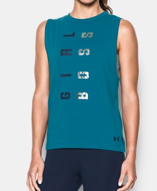 Women's UA Girl Boss Muscle Tank