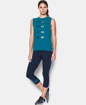 Women's UA Girl Boss Muscle Tank  3 Colors $29.99
