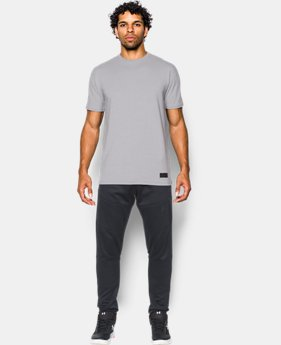 Men's UA Pursuit Stealth T-Shirt  1 Color $27.99