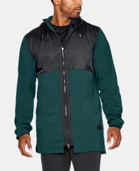 Men's UA Pursuit Fishtail Jacket  1 Color $149.99