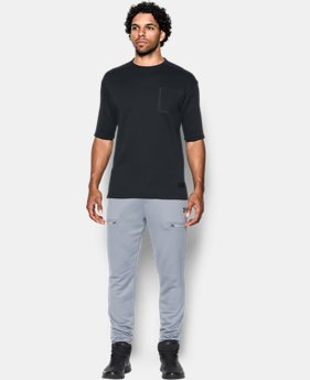 Men's UA Pursuit Open Space ½ Sleeve  1 Color $104.99