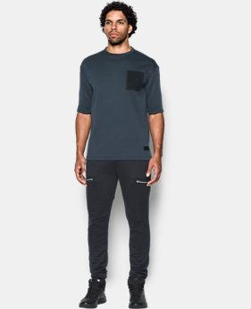 Men's UA Pursuit Open Space ½ Sleeve  1 Color $89.99