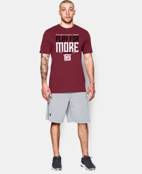 Men's Oklahoma UA Play For More T-Shirt