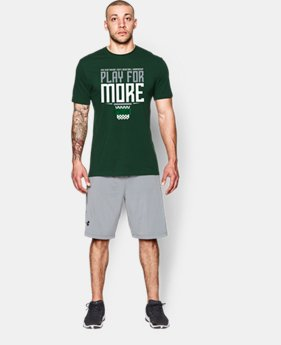 Men's Michigan State UA Play For More T-Shirt