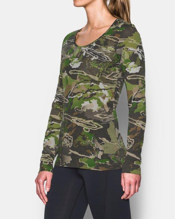 Women's UA Threadborne™ Early Season Long Sleeve, Misc/Assorted, pdpMainDesktop image number 1