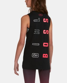 PRO PICK Girls' UA Boss Tank  2 Colors $19.99