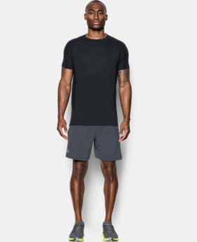 Men's UA HexDelta Short Sleeve  1 Color $64.99