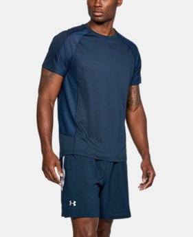 Men's UA HexDelta Short Sleeve  1 Color $54.99