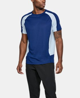 Men's UA HexDelta Short Sleeve FREE U.S. SHIPPING 1  Color Available $54.99