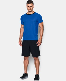Men's UA HexDelta Short Sleeve  4 Colors $54.99