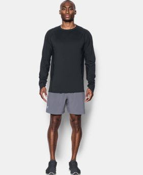 Men's UA HexDelta Long Sleeve  4 Colors $64.99