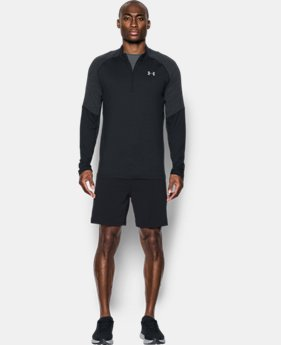 Men's UA Threadborne™ Run ¼ Zip  5 Colors $69.99