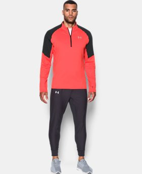 New Arrival  Men's UA Threadborne™ Run ¼ Zip  1 Color $79.99