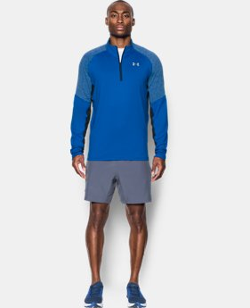 Men's UA Threadborne™ Run ¼ Zip  1 Color $69.99