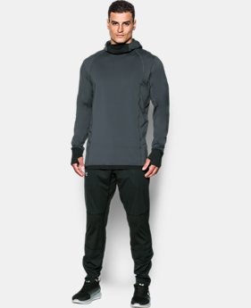 Men's ColdGear® Reactor Run Balaclava Hoodie  1 Color $74.99