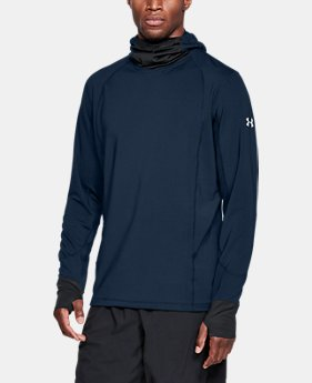 Men's ColdGear® Reactor Run Balaclava Hoodie  1 Color $99.99