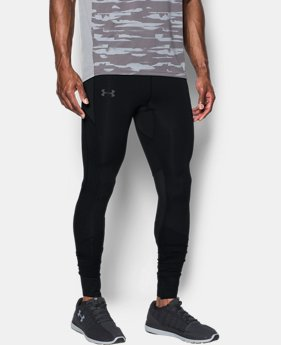 Men's ColdGear® Reactor Run Leggings  1  Color Available $89.99