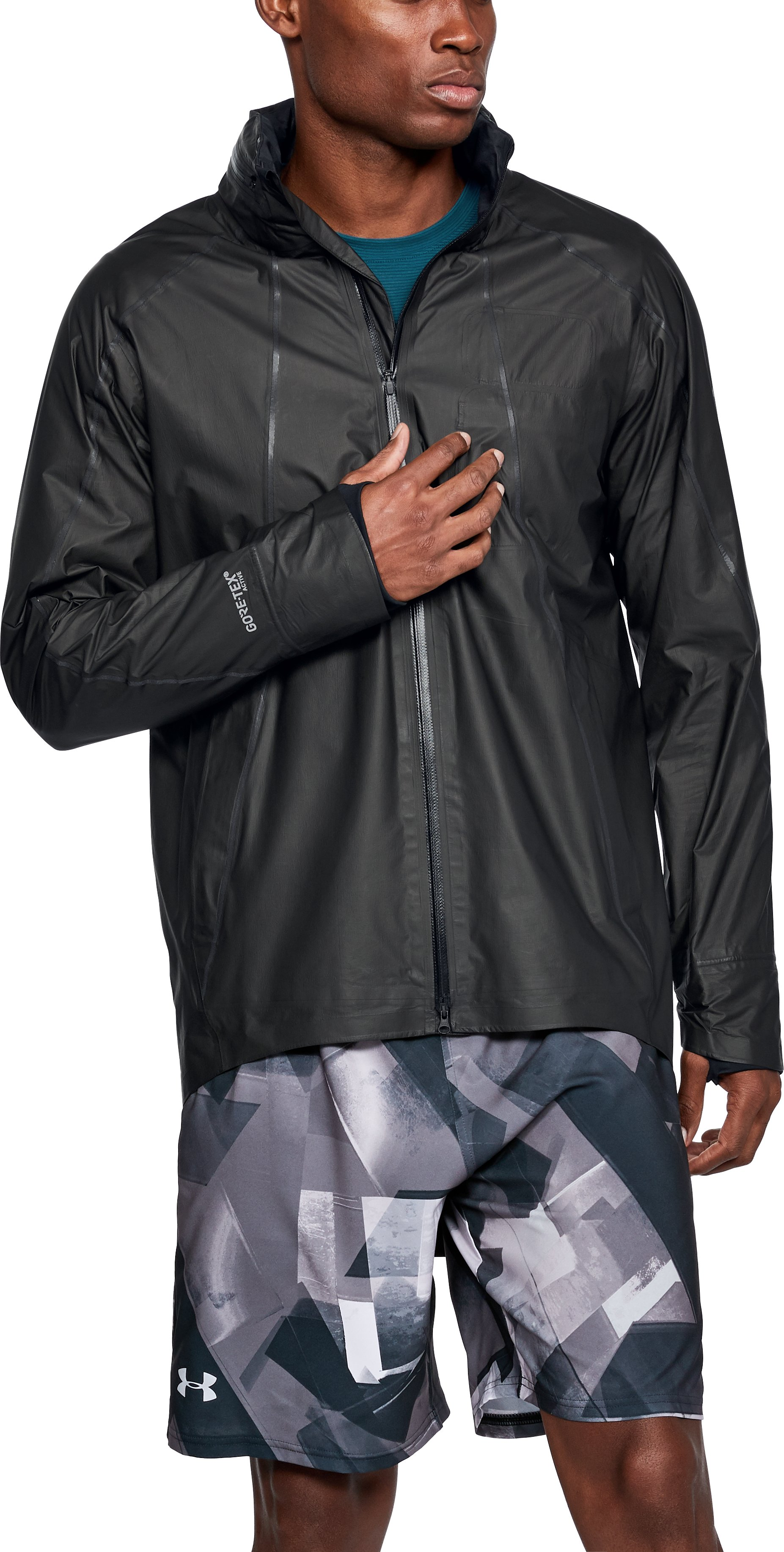 Men's UA Storm Accelerate GORE-TEX® Long Jacket 1 Color $262.49