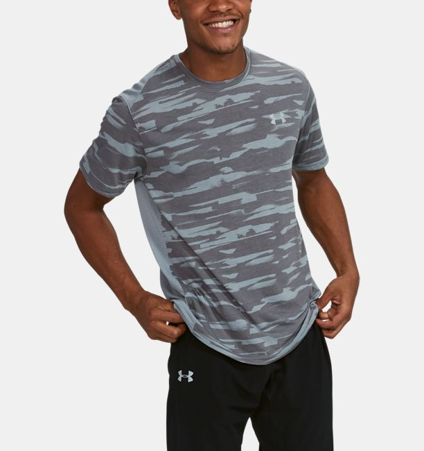 4a61b03f2f3f1 Men s UA Threadborne™ Run Mesh Short Sleeve