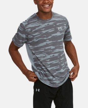 PRO PICK Men's UA Threadborne™ Run Mesh Short Sleeve  5 Colors $39.99