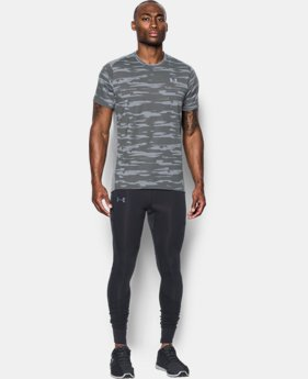 PRO PICK Men's UA Threadborne™ Run Mesh Short Sleeve   $39.99