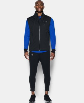 New Arrival Men's UA Storm ColdGear® Reactor Run Vest  1 Color $149.99