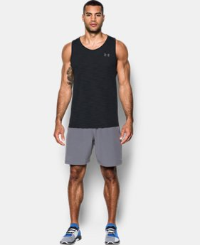 Men's UA Threadborne Seamless Tank  3 Colors $44.99