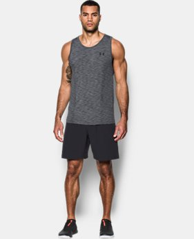 Men's UA Threadborne Seamless Tank LIMITED TIME: FREE SHIPPING  $44.99