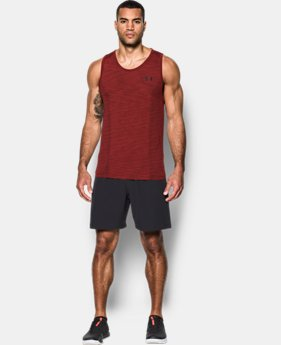 Men's UA Threadborne Seamless Tank  1 Color $27.99