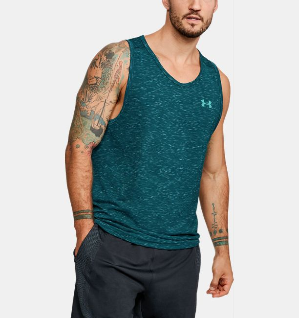 fec782842b9e08 Men s UA Threadborne Seamless Tank