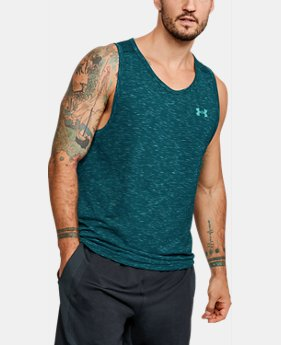 Men's UA Threadborne Seamless Tank LIMITED TIME: FREE U.S. SHIPPING 4  Colors Available $39.99