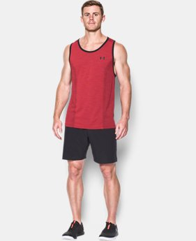 Men's UA Threadborne Seamless Tank  4 Colors $44.99