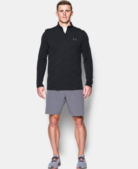 Men's UA Threadborne™ Seamless ¼ Zip  1 Color $69.99