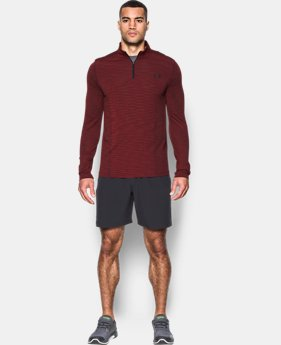 Men's UA Threadborne™ Seamless ¼ Zip  2 Colors $59.99