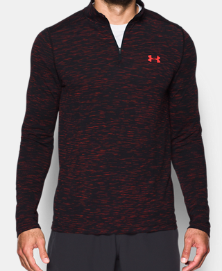Men's UA Threadborne Seamless ¼ Zip