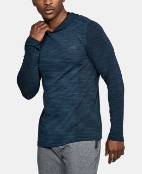 Men's UA Threadborne™ Seamless Hoodie  4 Colors $59.99