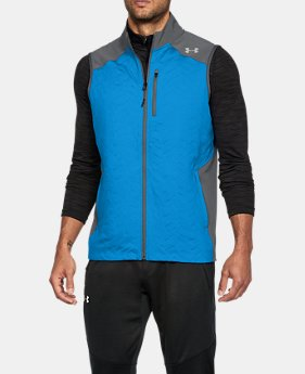 Men's UA ColdGear® Reactor Vest  1  Color Available $74.99