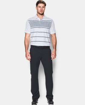 Men's UA CoolSwitch Brassie Stripe Polo   $74.99