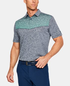 Men's UA CoolSwitch Graphic Polo  4 Colors $49.99 to $52.99