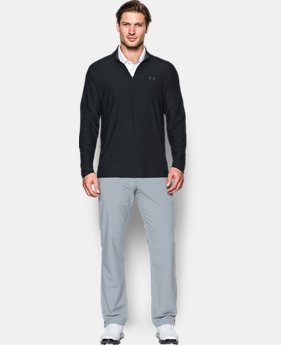 Men's UA Playoff ¼ Zip  5 Colors $79.99