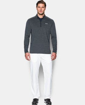 Men's UA Playoff ¼ Zip  2 Colors $79.99