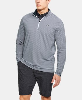 Men's UA Playoff ¼ Zip  1  Color Available $69.99