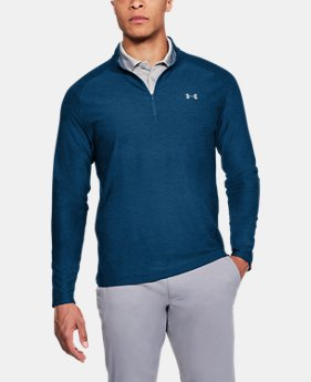 Best Seller Men's UA Playoff ¼ Zip  1  Color Available $69.99