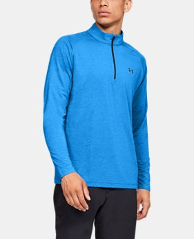 Men's UA Playoff ¼ Zip  7  Colors Available $69.99
