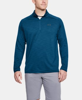 Men's UA Playoff ¼ Zip  3 Colors $69.99