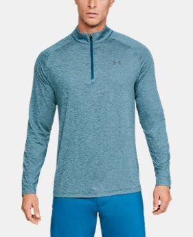 Best Seller Men's UA Playoff ¼ Zip   $69.99