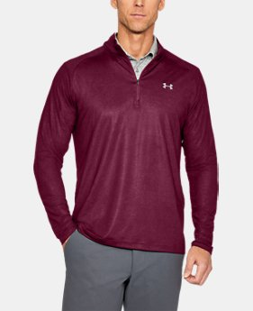Men's UA Playoff ¼ Zip  7 Colors $41.99 to $52.99