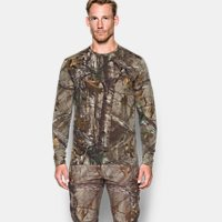 Under Armour Early Season Mens Hunting Long Sleeve Shirt Deals